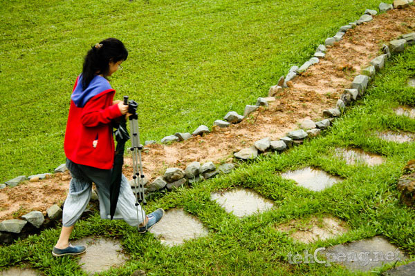 One Step at a Time - Borneo Highlands Resort